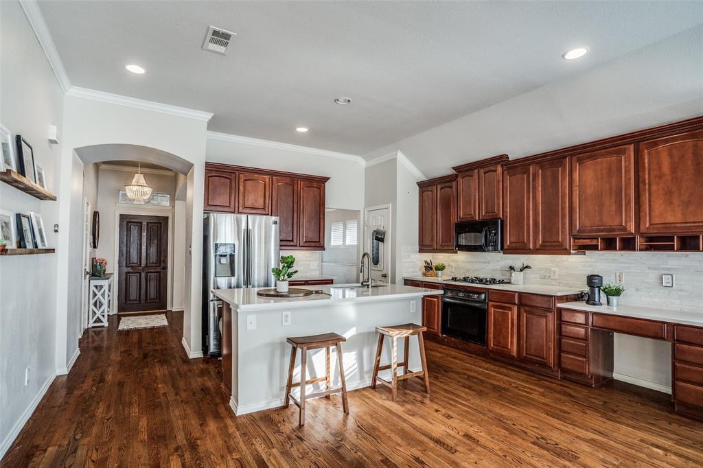 Active Option Contract | 2551 Windgate  Lane Frisco, TX 75033 9