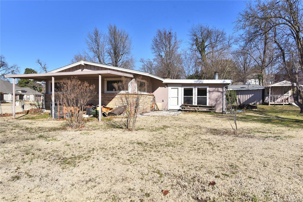 Active | 4189 S Trenton Avenue Tulsa, Oklahoma 74105 3