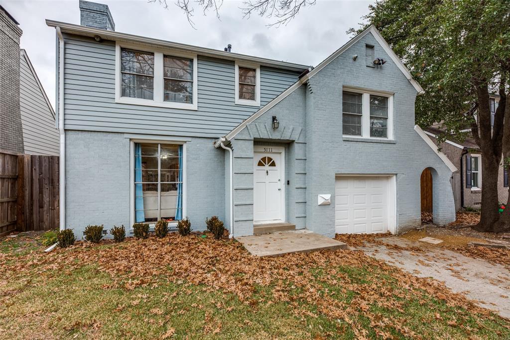 Sold Property | 5111 Pershing Street Dallas, Texas 75206 2
