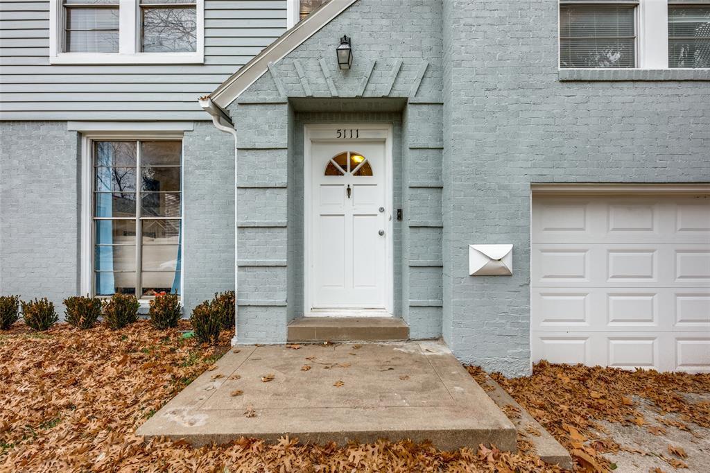 Sold Property | 5111 Pershing Street Dallas, Texas 75206 3