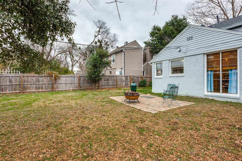 Sold Property | 5111 Pershing Street Dallas, Texas 75206 22