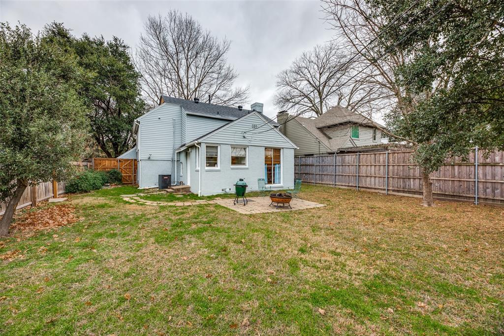 Sold Property | 5111 Pershing Street Dallas, Texas 75206 23