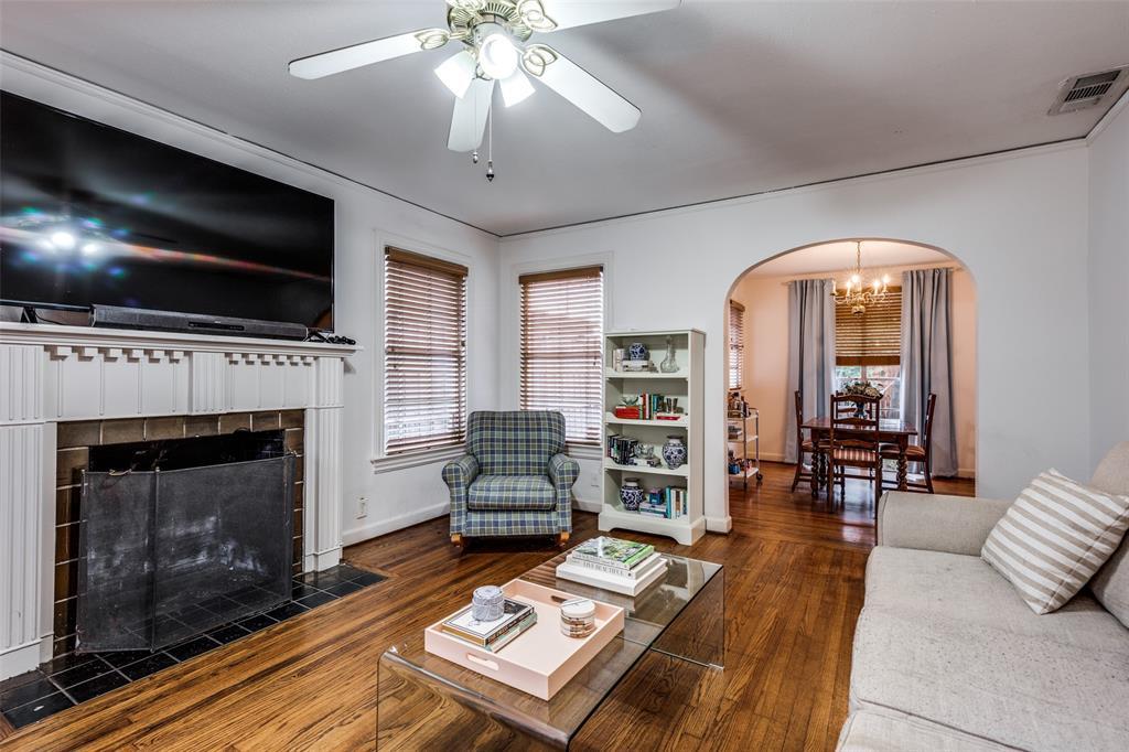 Sold Property | 5111 Pershing Street Dallas, Texas 75206 6