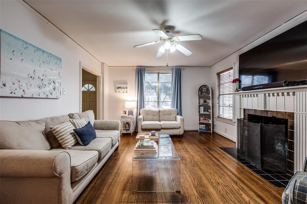 Sold Property | 5111 Pershing Street Dallas, Texas 75206 9