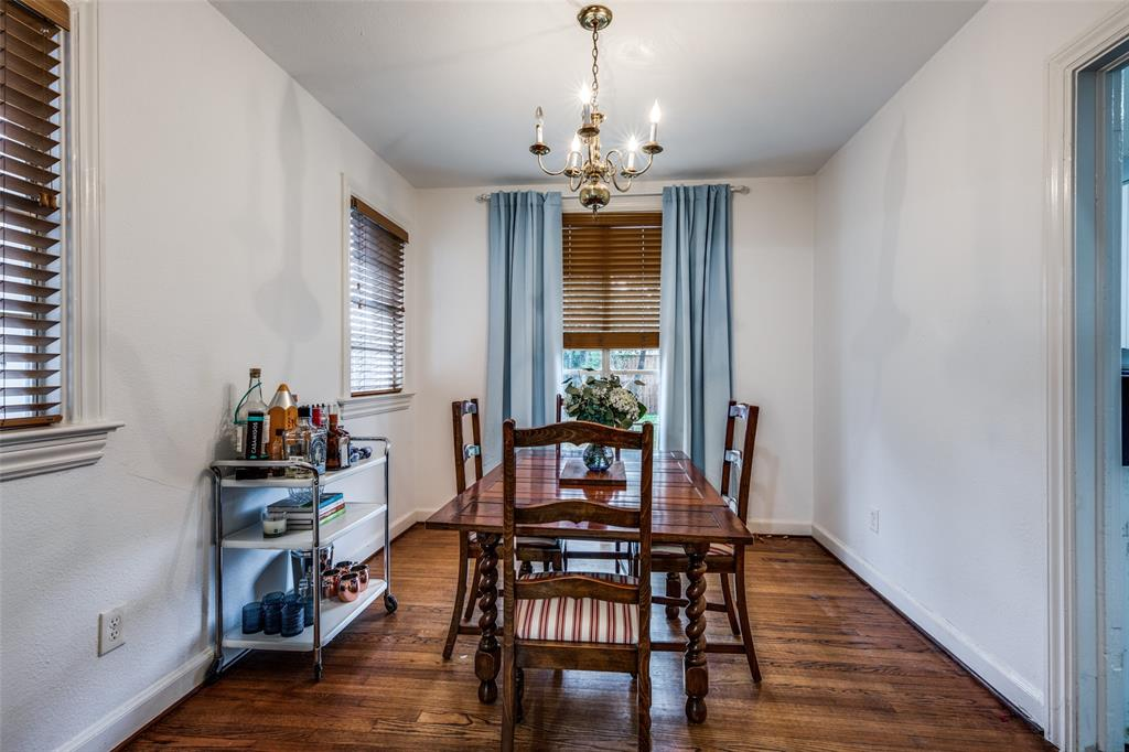 Sold Property | 5111 Pershing Street Dallas, Texas 75206 10