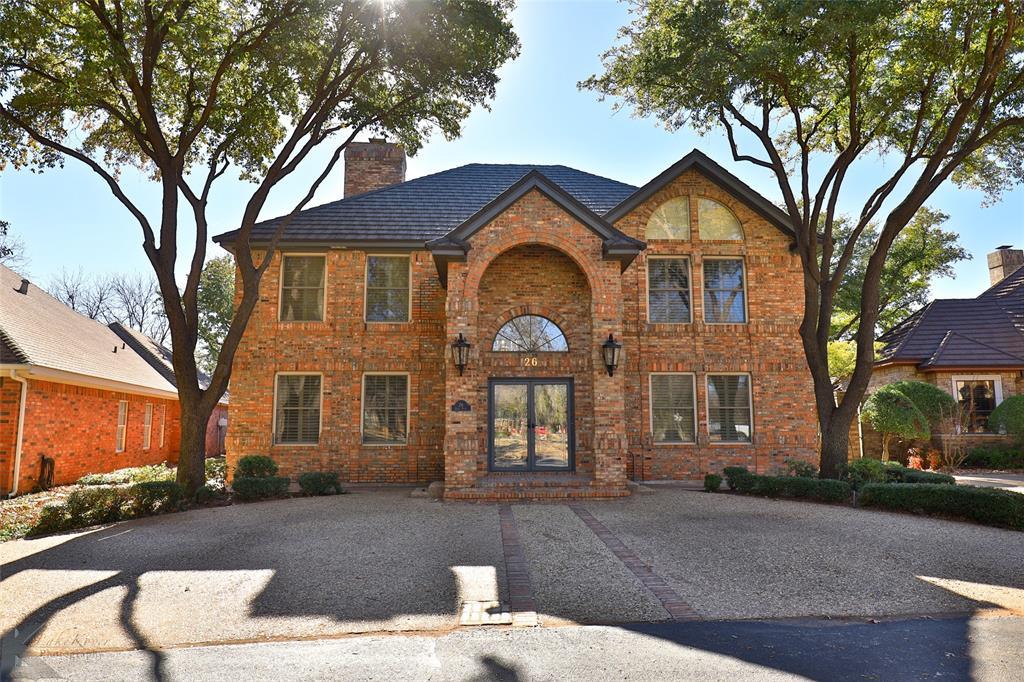 Active | 26 Lytle Place Drive Abilene, Texas 79602 0