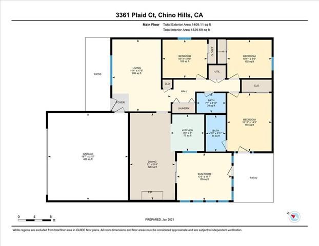 Closed | 3361 Plaid Court Chino Hills, CA 91709 33