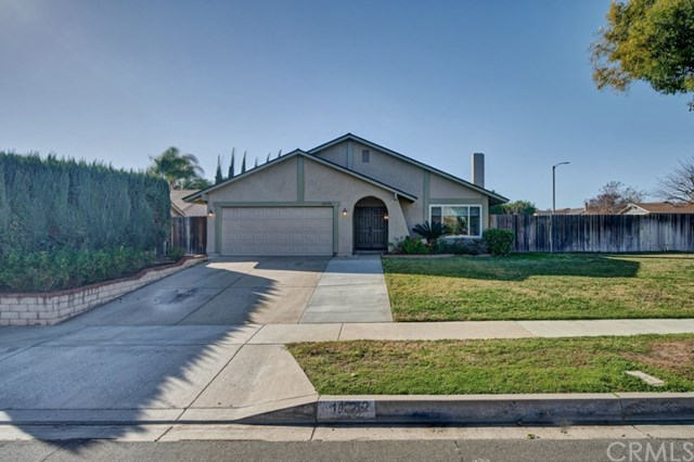 Closed | 14732 Cork Drive Chino Hills, CA 91709 0