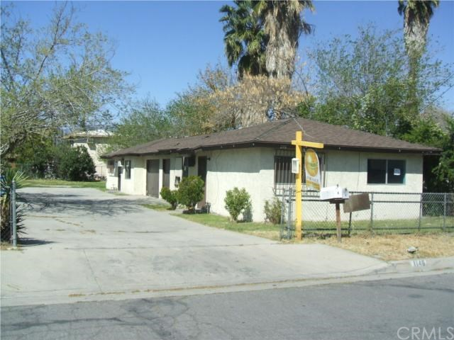 Closed | 1146 Huff Street San Bernardino, CA 92410 0