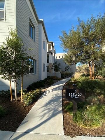 Closed | 125 spiral Irvine, CA 92618 1