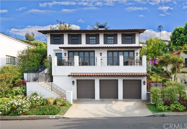 Closed   532 Via Almar Palos Verdes Estates, CA 90274 5