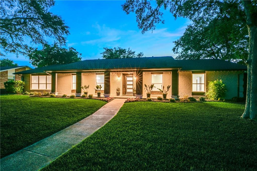 Sold Property | 3949 Port Royal Drive Dallas, Texas 75244 0