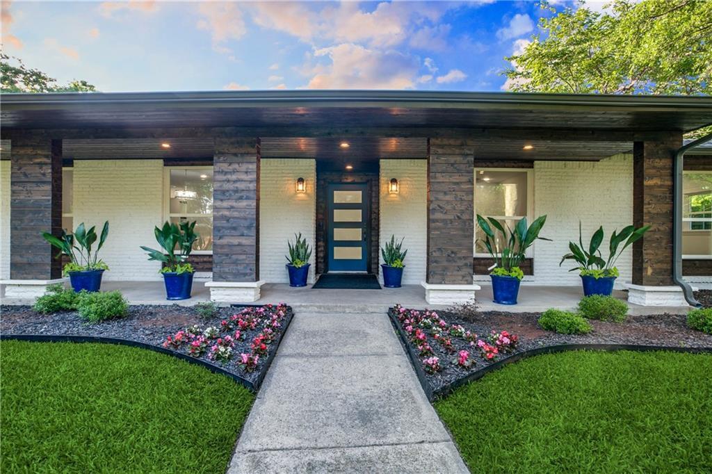 Sold Property | 3949 Port Royal Drive Dallas, Texas 75244 1