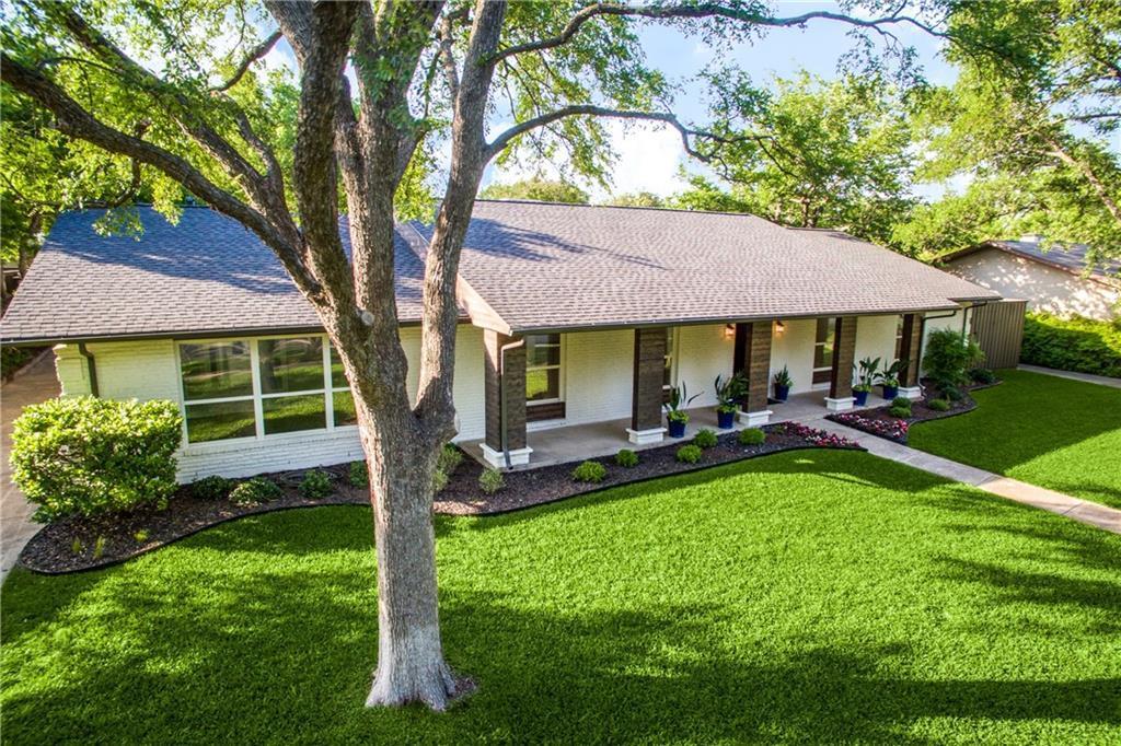 Sold Property | 3949 Port Royal Drive Dallas, Texas 75244 2