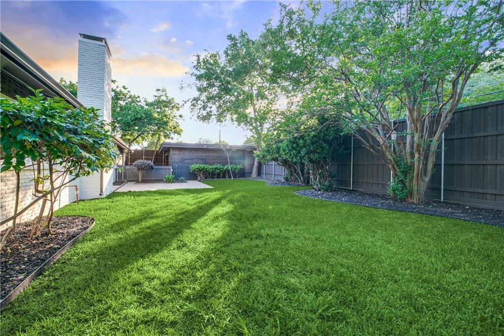 Sold Property | 3949 Port Royal Drive Dallas, Texas 75244 31