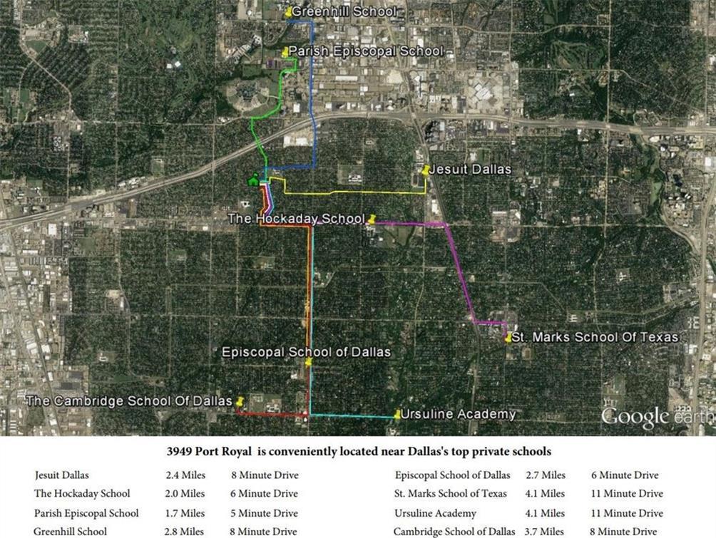 Sold Property | 3949 Port Royal Drive Dallas, Texas 75244 35