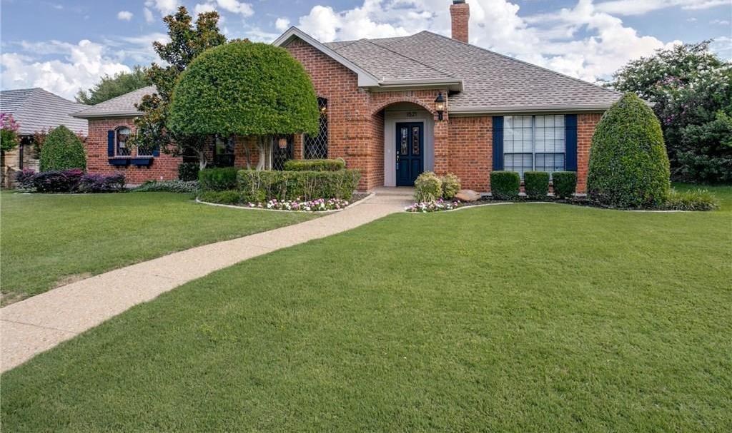 Sold Property | 1521 Huron Trail Plano, Texas 75075 1