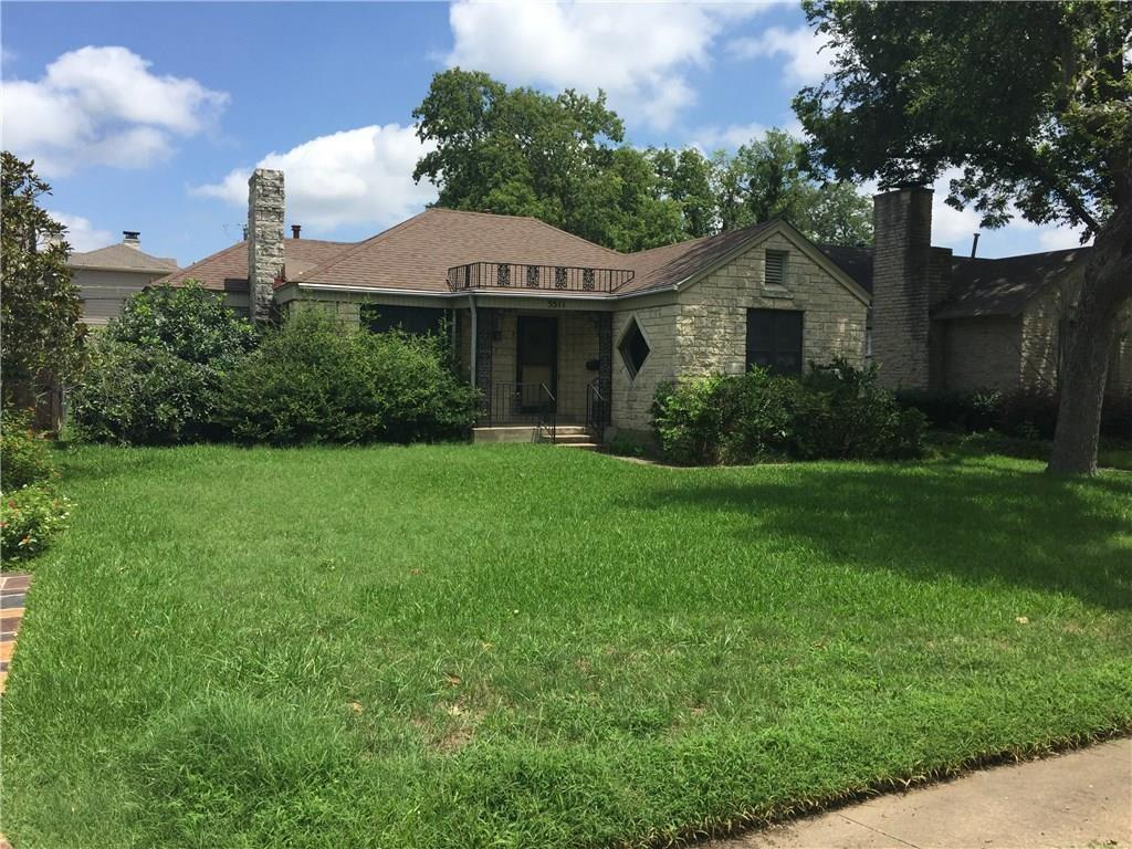 Sold Property | 5511 W Hanover Avenue Dallas, Texas 75209 1