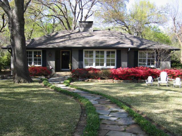 Sold Property   7103 DELROSE Drive Dallas, Texas 75214 0