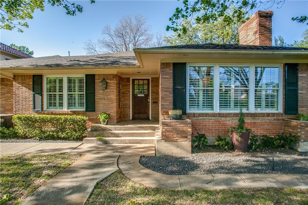 Sold Property | 6431 Desco Drive Dallas, Texas 75225 1