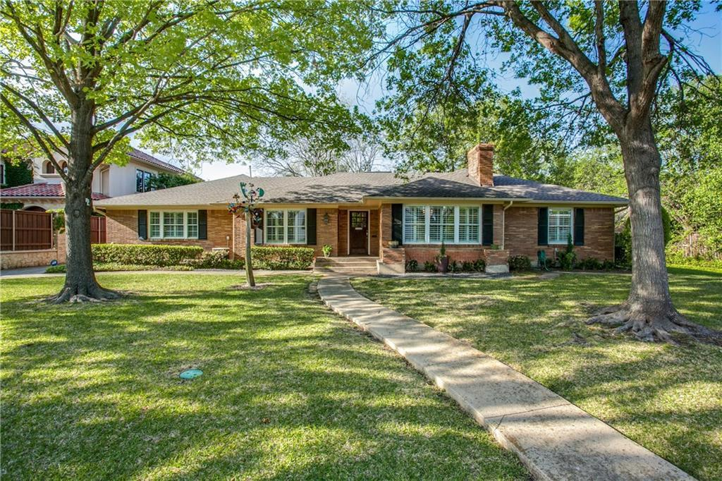 Sold Property | 6431 Desco Drive Dallas, Texas 75225 2
