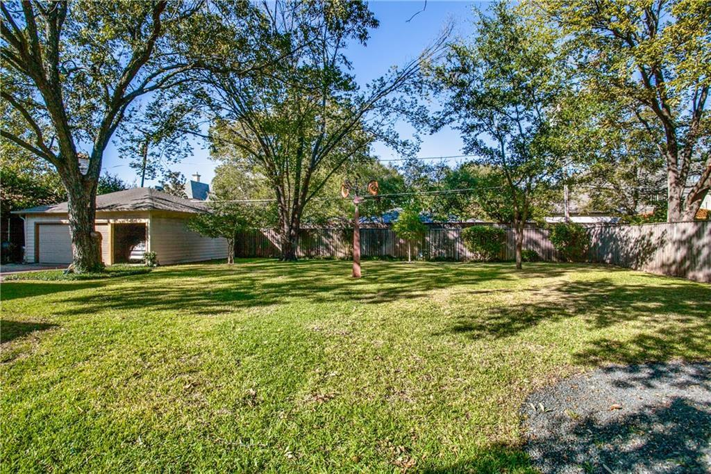 Sold Property | 6431 Desco Drive Dallas, Texas 75225 23