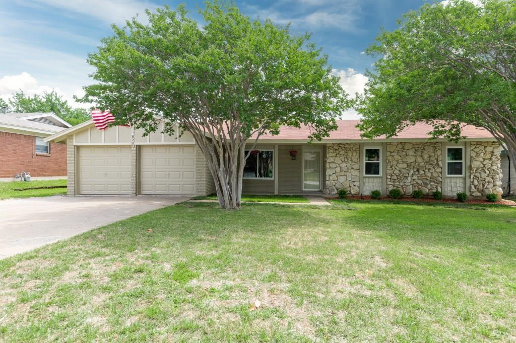 Sold Property | 828 Mccurry Avenue Bedford, Texas 76022 0
