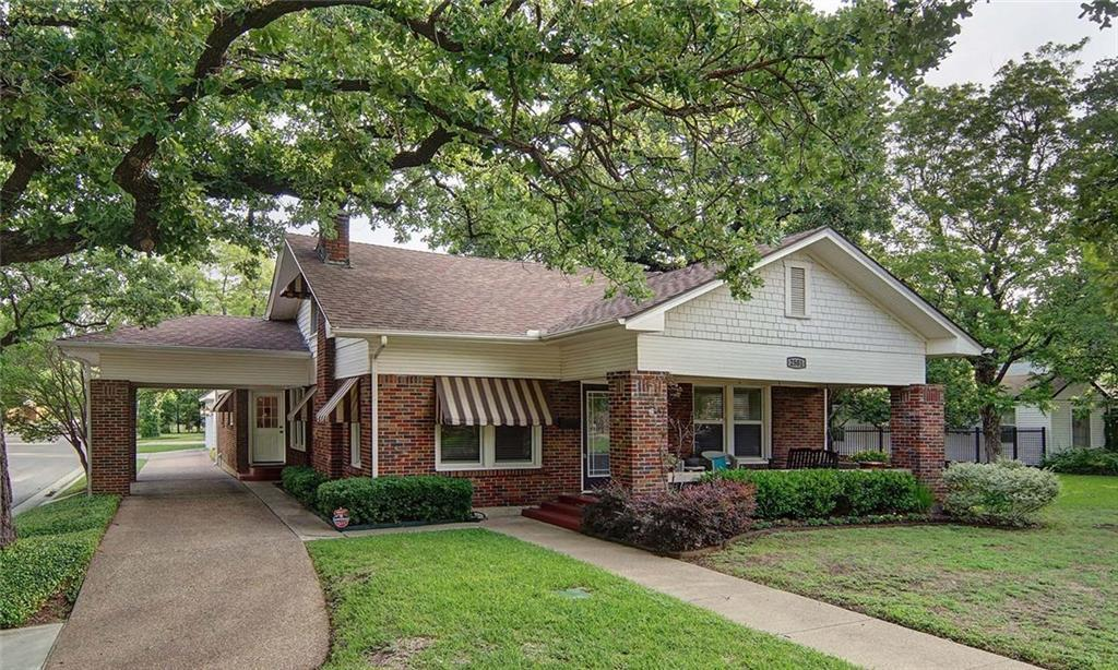 Sold Property | 2501 Daisy Lane Fort Worth, Texas 76111 2