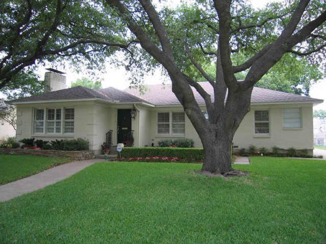 Sold Property | 6933 SOUTHRIDGE Drive Dallas, Texas 75214 0