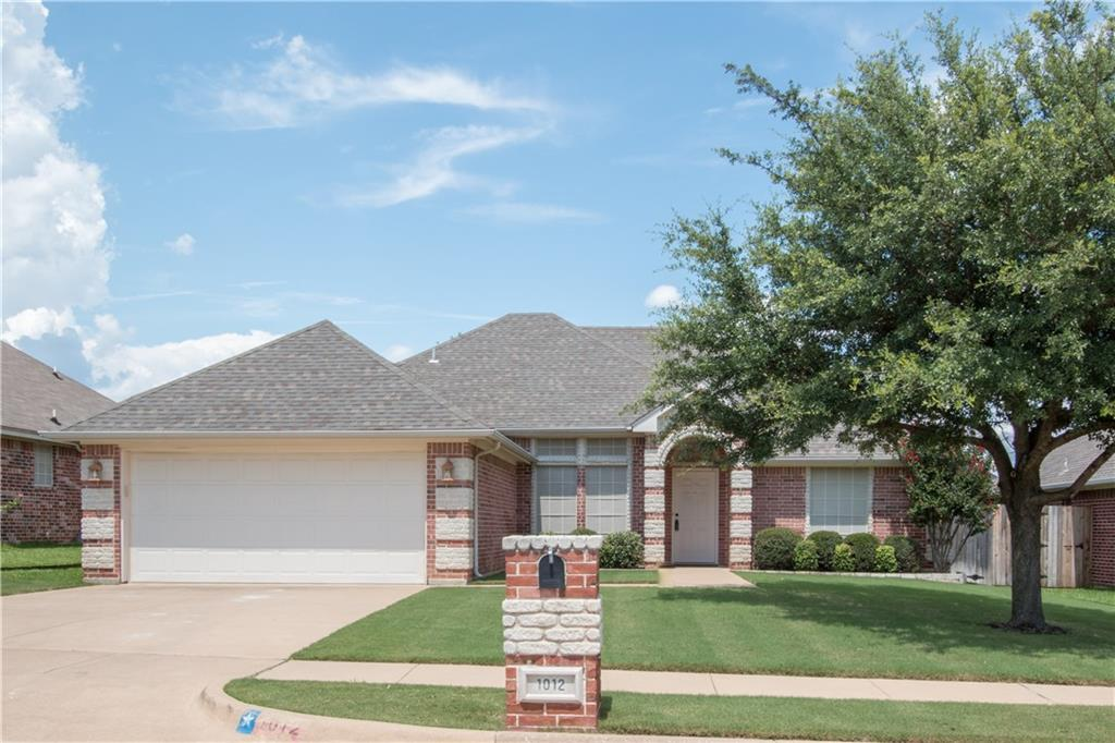 Sold Property | 1012 Rolling Meadows Drive Burleson, Texas 76028 0