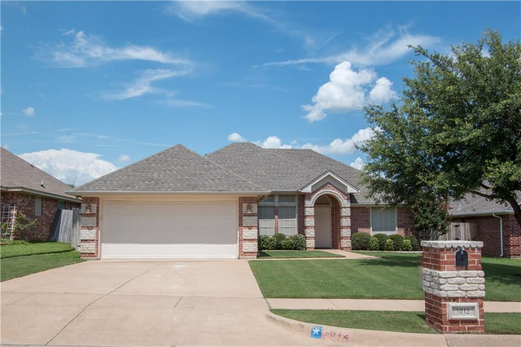 Sold Property | 1012 Rolling Meadows Drive Burleson, Texas 76028 1