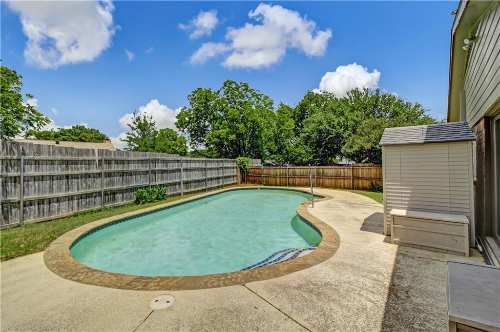 Sold Property | 404 Shelmar Drive Euless, Texas 76039 46