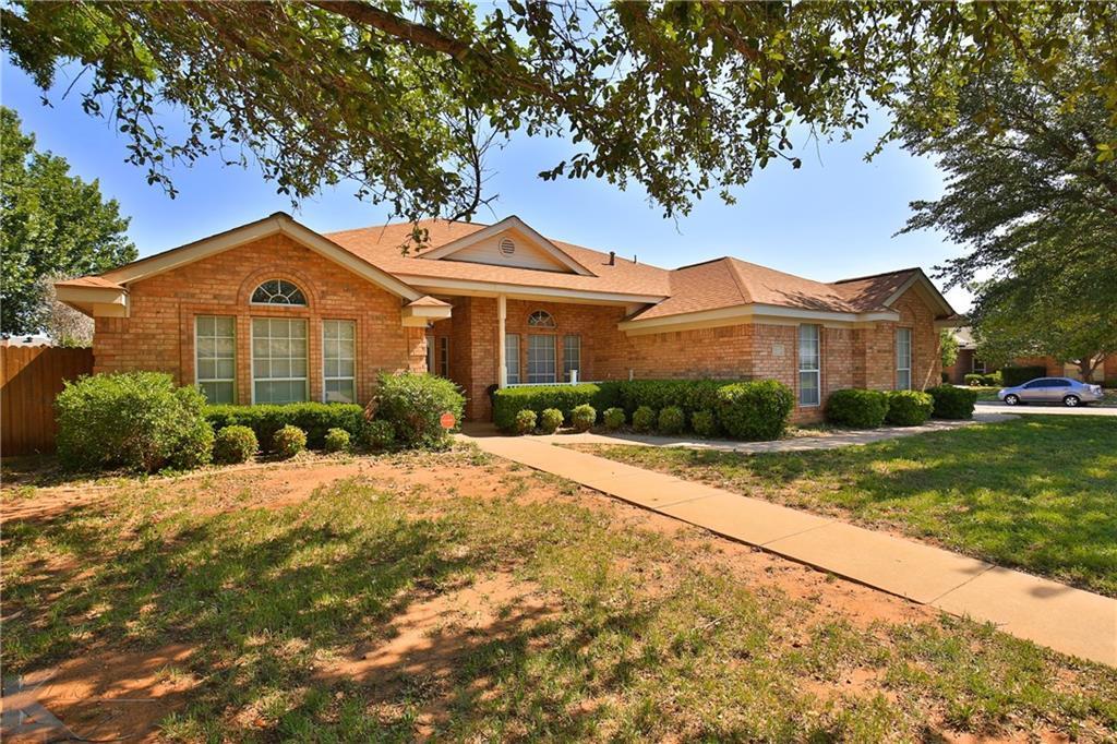 Sold Property | 5102 Rusty Trail Abilene, Texas 79606 1