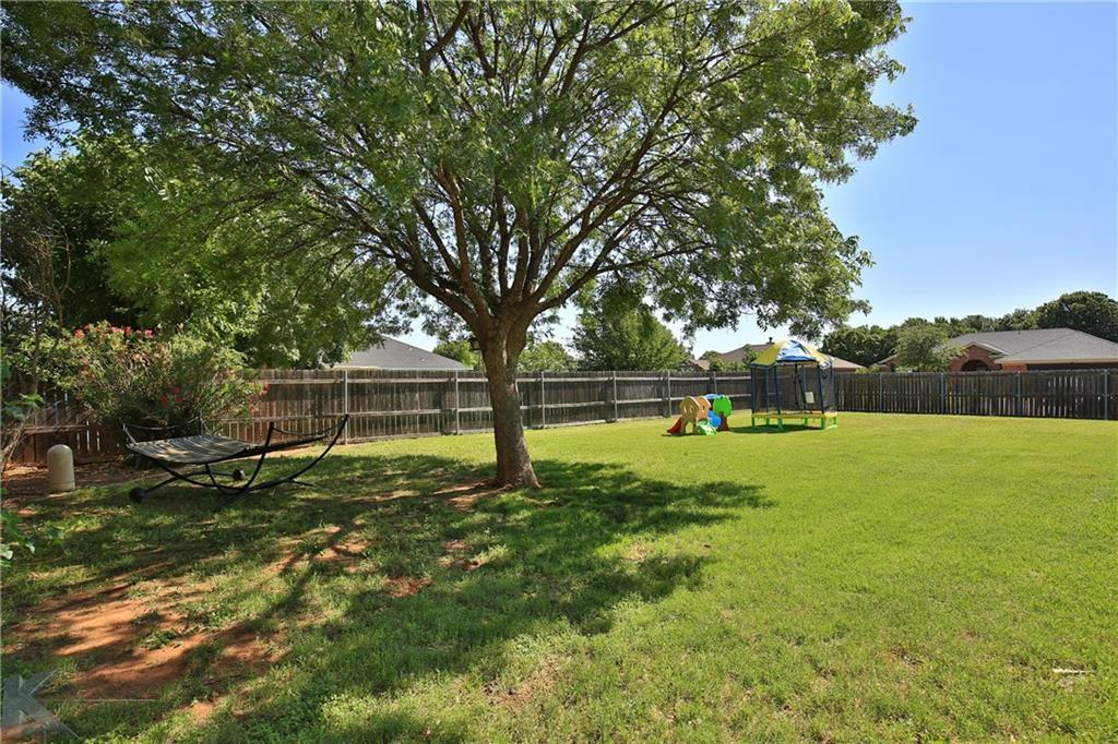 Sold Property | 5102 Rusty Trail Abilene, Texas 79606 33
