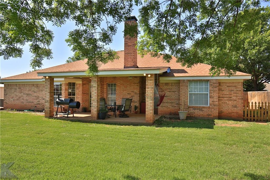 Sold Property | 5102 Rusty Trail Abilene, Texas 79606 35
