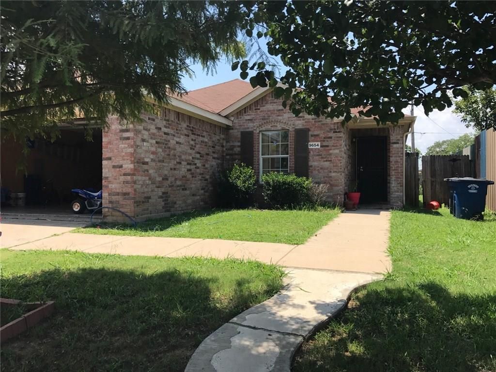 Sold Property | 9654 Briggs Street Dallas, Texas 75227 0