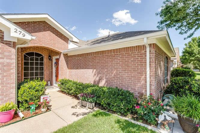 Sold Property   279 Vaden Avenue Burleson, Texas 76028 1