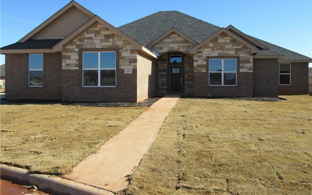 Sold Property | 6609 Longbranch Way Abilene, Texas 79606 0