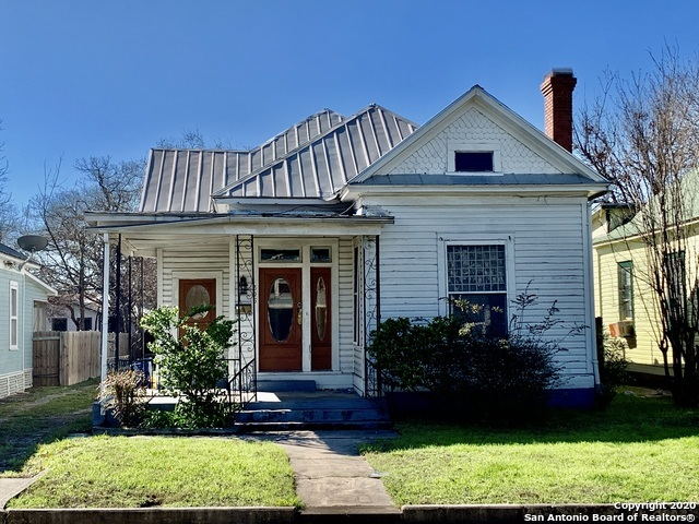 Back on Market | 306 Florida St San Antonio, TX 78210 1