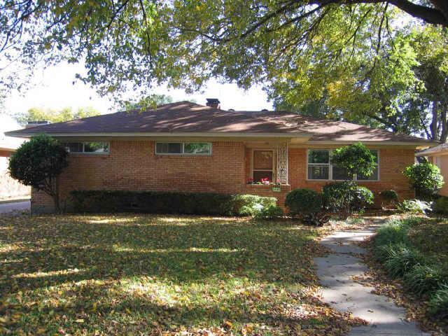 Sold Property | 7202 WESTBROOK Lane Dallas, Texas 75214 0