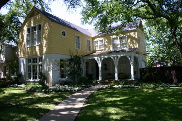 Sold Property   6467 WESTLAKE Avenue Dallas, Texas 75214 0