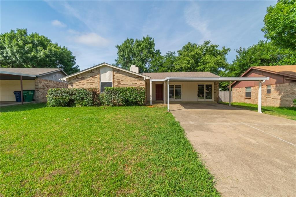 Sold Property | 5913 Stardust Drive Watauga, Texas 76148 1