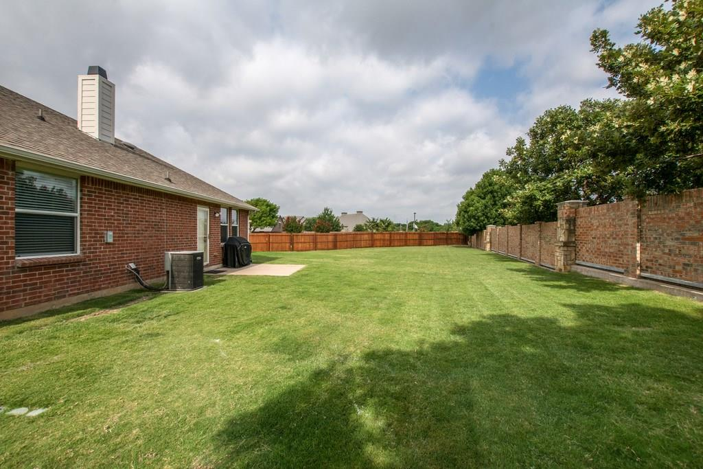 Sold Property | 9500 Rosedale Drive Frisco, Texas 75035 34