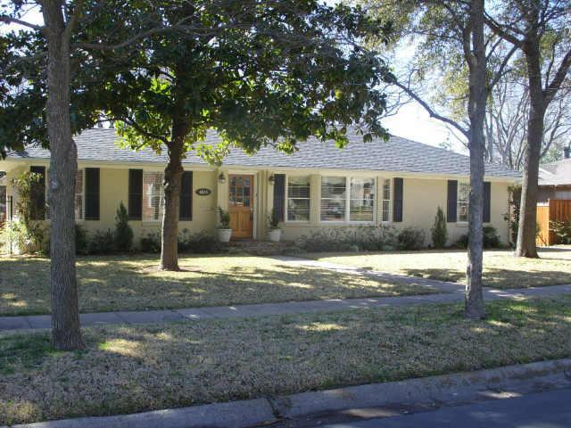 Sold Property | 6826 BOB O LINK Drive Dallas, Texas 75214 0