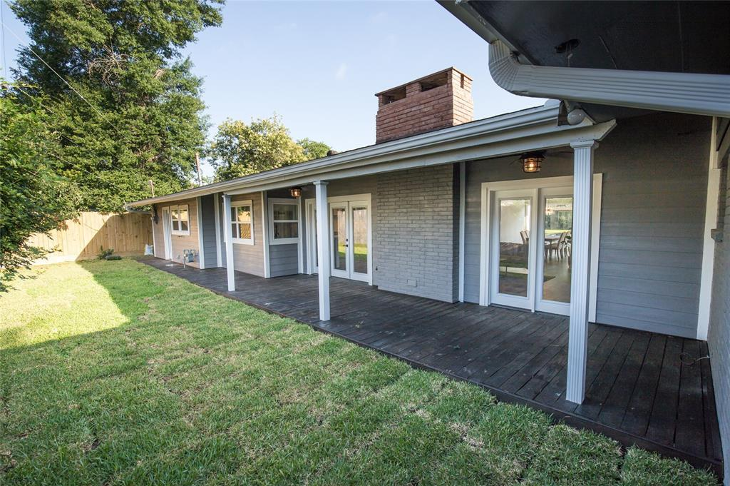 Sold Property | 3503 Sun Valley Drive Houston, Texas 77025 17