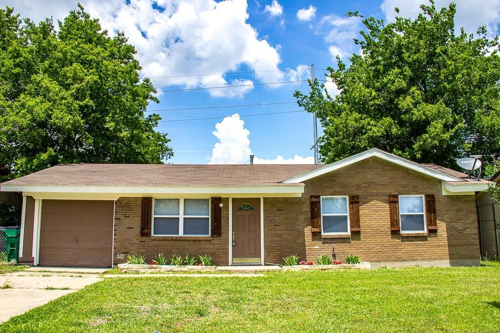 Sold Property   4716 Bourland  Greenville, Texas 75401 2