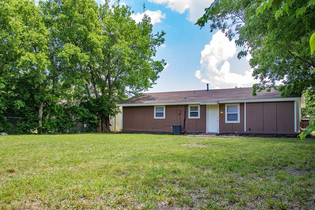 Sold Property   4716 Bourland  Greenville, Texas 75401 15
