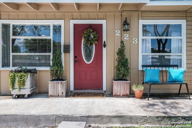 Sold Property | 223 Lively Blvd  San Antonio, TX 78213 1