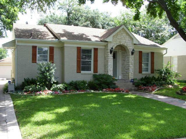 Sold Property | 6210 ANITA Street Dallas, Texas 75214 0