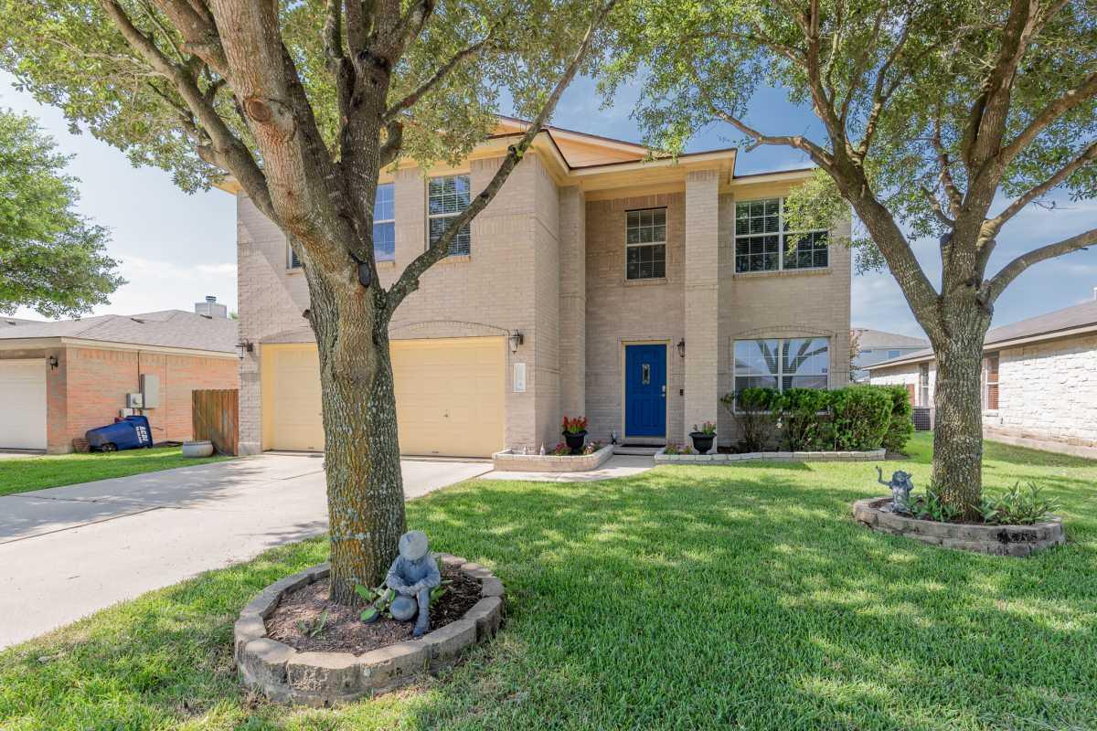 Austin Metro Hutto Home for Sale | 204 Peaceful Haven Way Hutto, TX 78634 1
